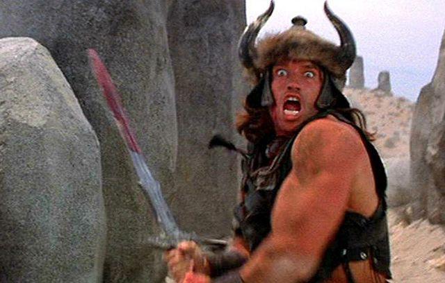 Image Gallery: 'Conan the Barbarian' (1982): Arnold Schwarzenegger as Conan - 'Conan the Barbarian' (1982)