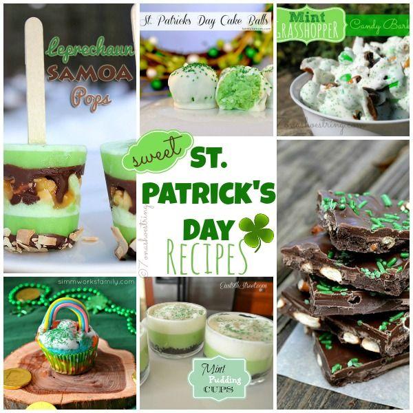 21 Sweet St. Patrick's Day Recipes