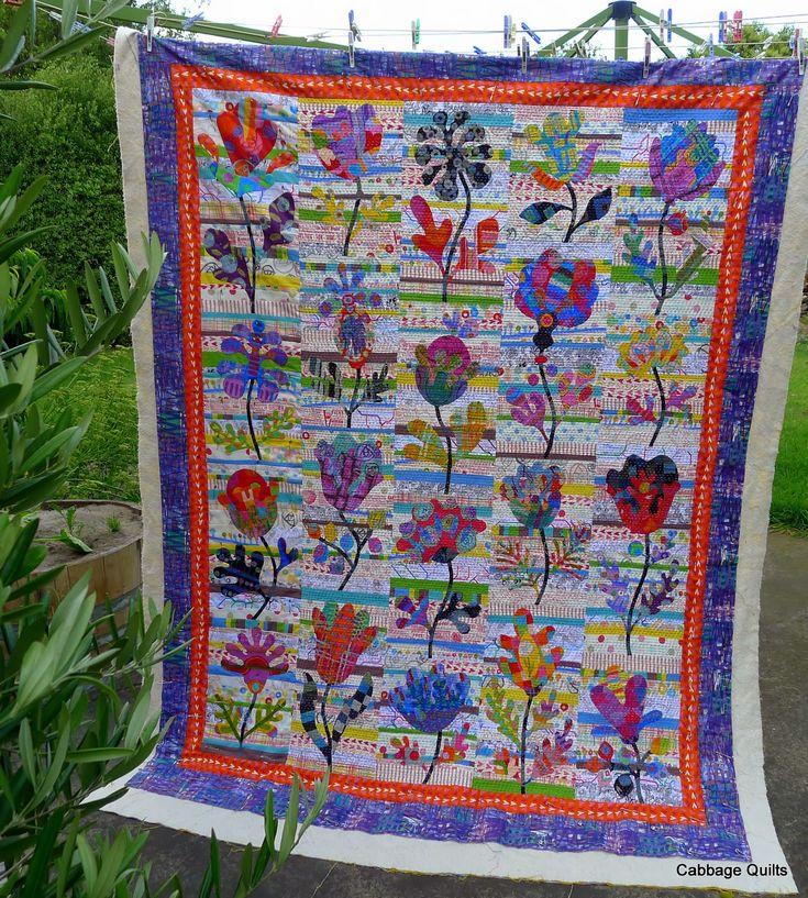 163 best KIM McLEAN QUILTS images on Pinterest | Quilt patterns ... : kim mclean quilts - Adamdwight.com