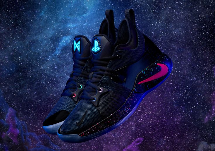 Introducing the Nike PG 2 PlayStation colorway!