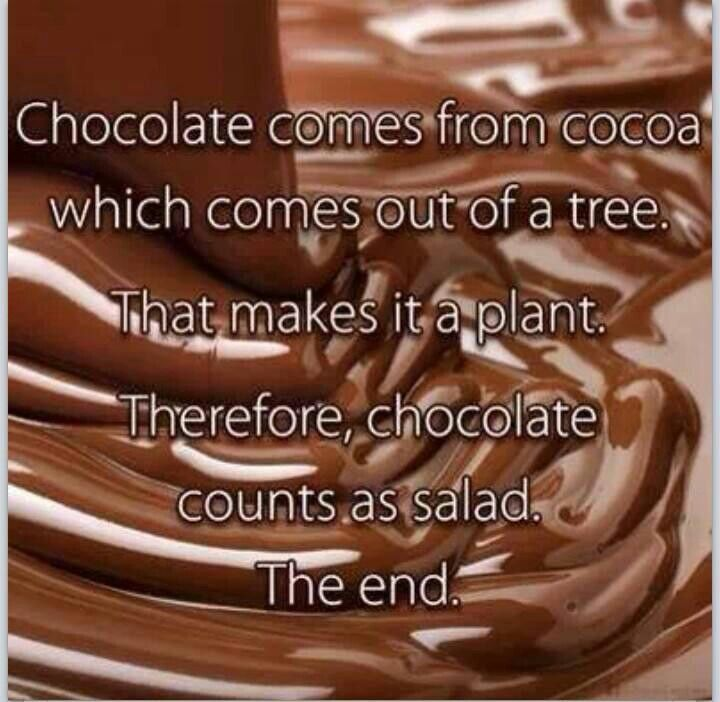 The wisest words. Also said by my choir teacher! :D