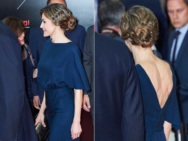 Style of Queen Letizia