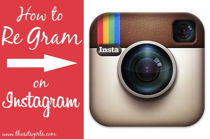 How to Regram Images on Instagram