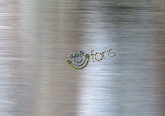 Salvapantallas para Foris, animacion logo foris letras cristal color fondo metalico. animacion after effects carlotafernandez carlotafernandezfotografia carlotaconbotas carlotaconbotaz carlotaconbota