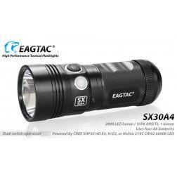 EagleTac SX30A4 torch (2000 Lumen AA battery)