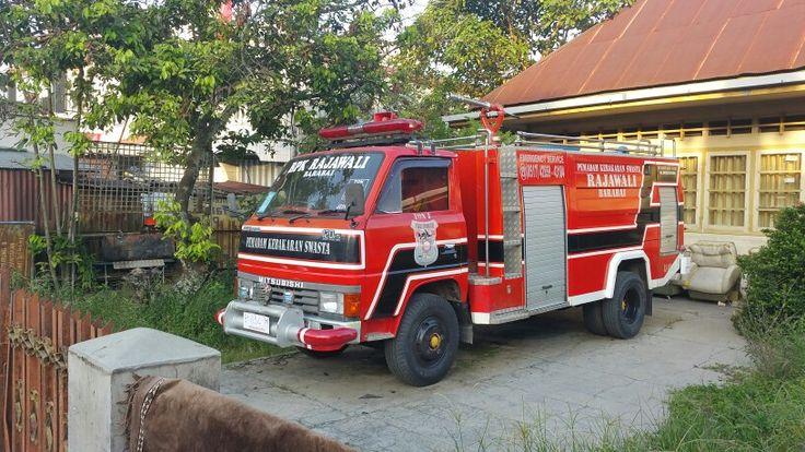 Pemadam Kebakaran Swadaya Masyarakat