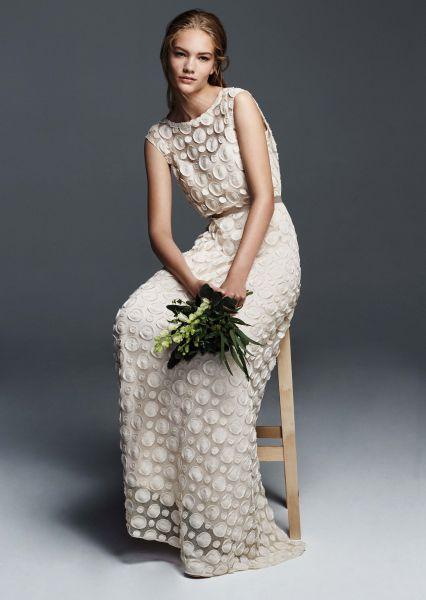 Vestidos de novia escote ilusión 2017: déjate seducir por la magia de este diseño Image: 21