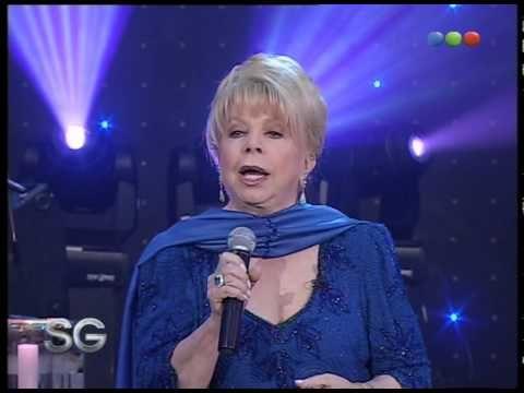 "Estela Raval en vivo, ""Tu eres mi destino"" - Susana Giménez 2007 - YouTube"