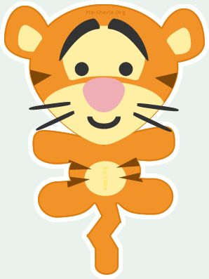 Vexel: Tigrao Cutie