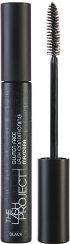 check THIS out... a new gluten free mascara that also has ingredients to help your eye lash root and follicle get all healthy and stuff.