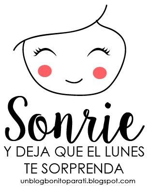 Que tengas un lindo dia, que Dios te bendiga..... Y que tengas muchos motivos para sonreir !!! ☺☺