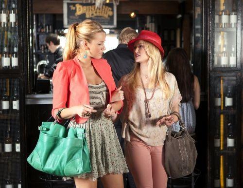 """Gossip Girl - """"Yes, Then Zero""""."""