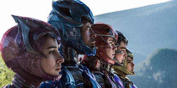 Power Rangers Is Doing Well On DVD, And That Could Be A Good Thing