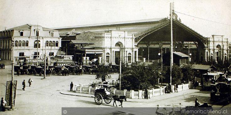 Estación Central Santiago Chile - Buscar con Google