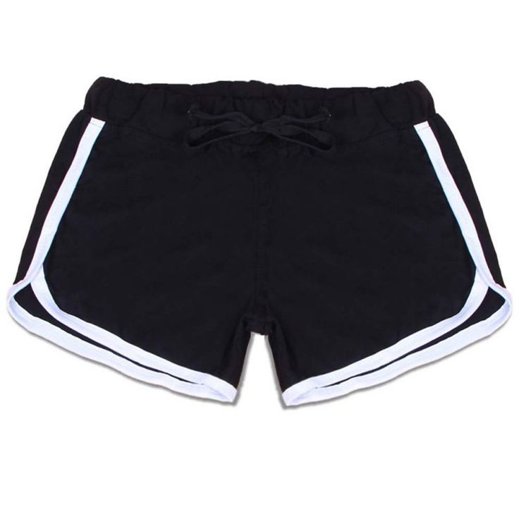 Exercise Wear for Women Casual Short Plus Size Cotton Black Short Femininos Ladies Workout High Waist Shorts