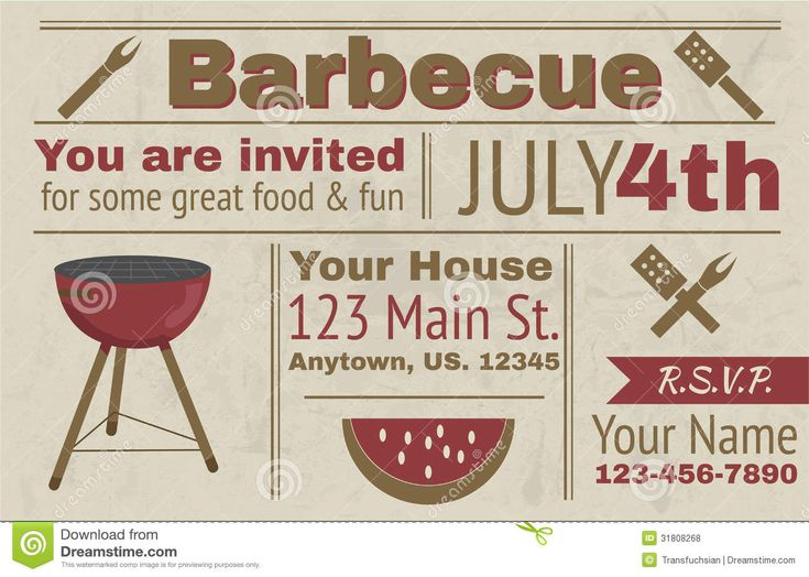 summre-barbecue-invitation-summer-vector-background-31808268.jpg (1300×927)