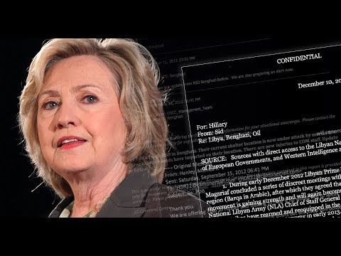 TRUMP TO INDICT CLINTON UNDER ESPIONAGE ACT AFTER NEW STATE DEPARTMENT P...