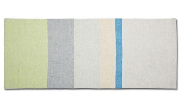 HAY - Papier Teppich - blue focus