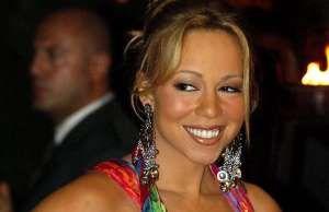 Mariah Carey tiene 45 o 46 años (según la Wikipedia no se sabe cuál es la edad c... - zelebtv.es