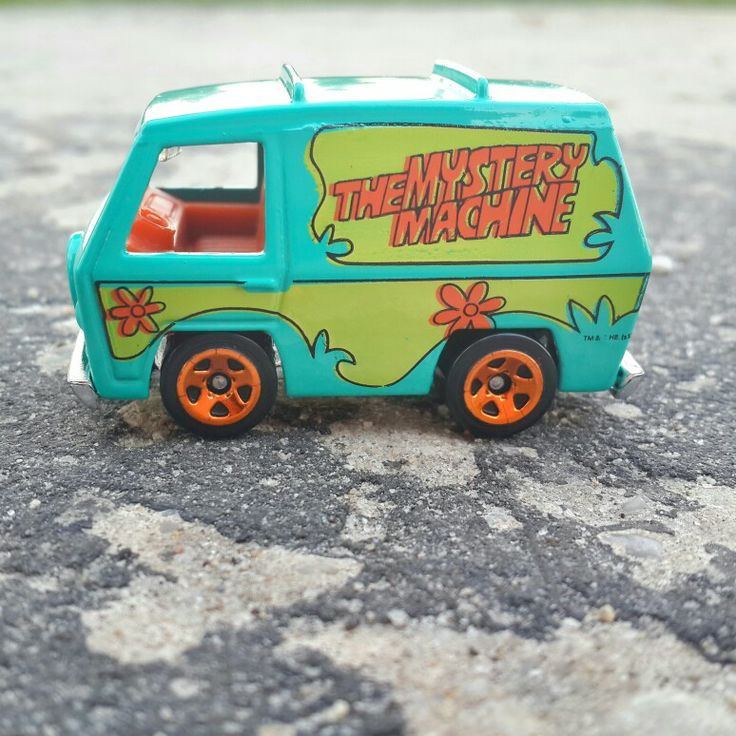 The Mistery Machine