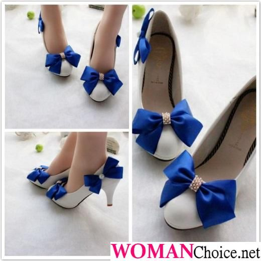 Light blue shoes for women - hot trends and 74 photos!