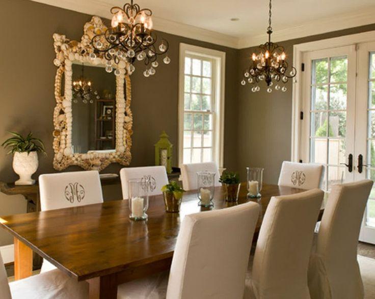 Sala da pranzo sedia Slipcovers modello ispiratore nifty migliore sala da pranzo sedia coperture Home Improvings Trend