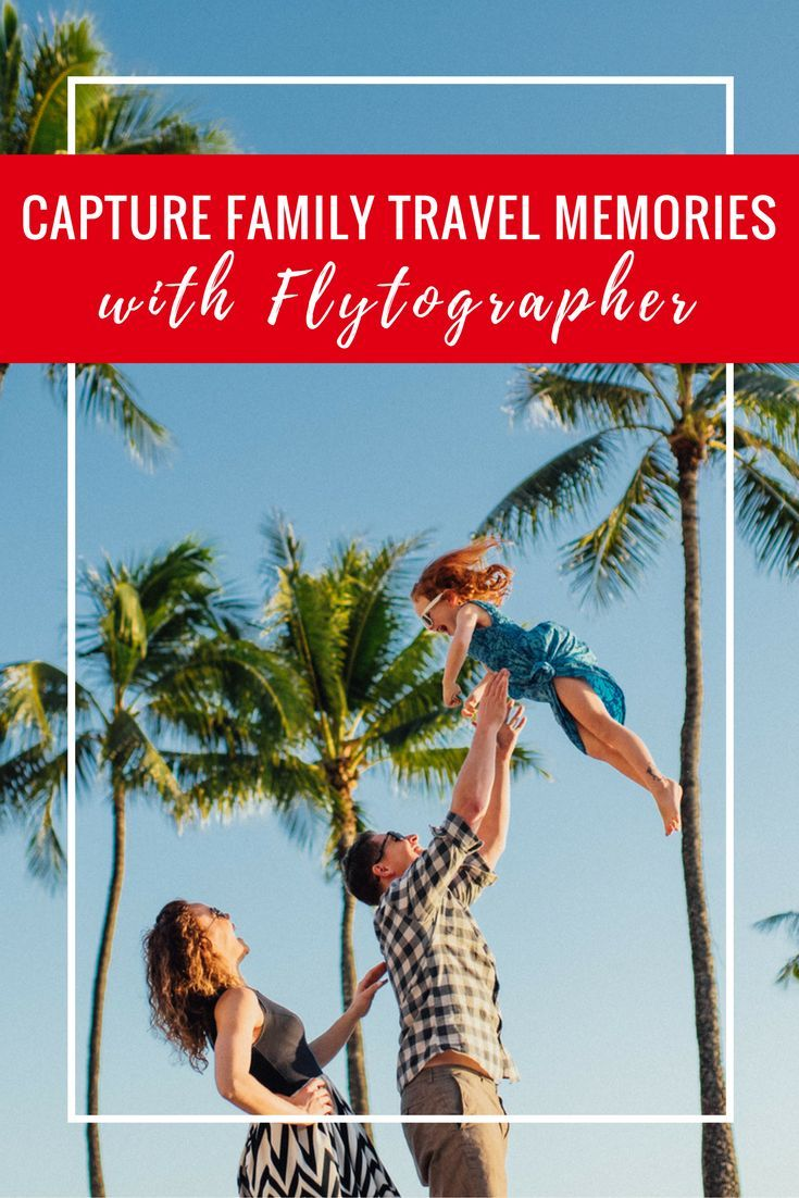 Your special travel moments deserve more than selfies. Capture your best travel memories by booking family vacation photos with Flytographer. | family travel | travel photography