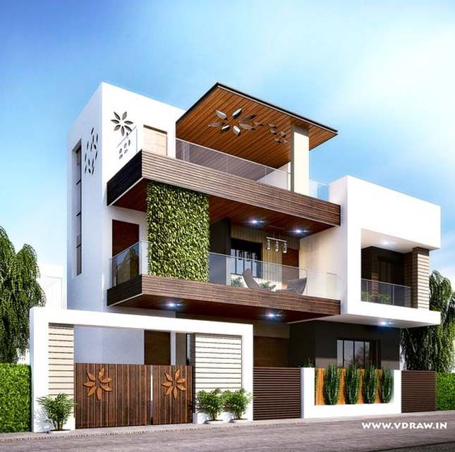 Home Exterior Designs Ideas To Try In 2020 Duplex House Design Bungalow House Design Modern Exterior House Designs