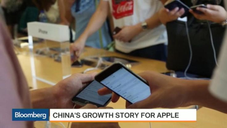 Apple CFO Says 'Very Confident' in China After Market Turmoil