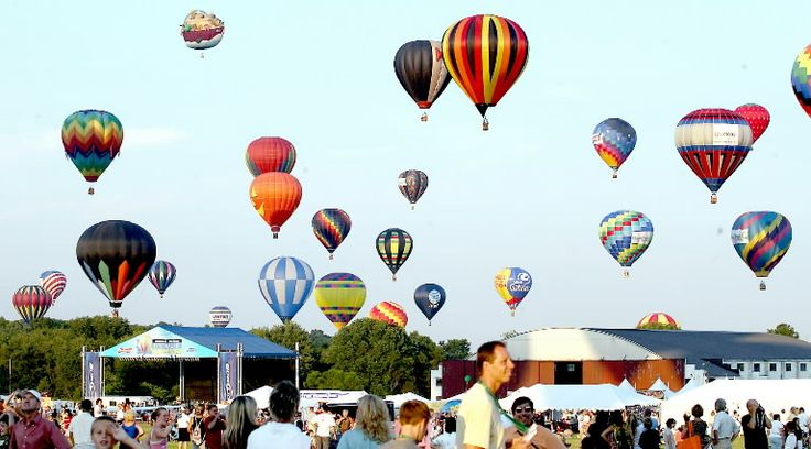 festival of ballooning schedule