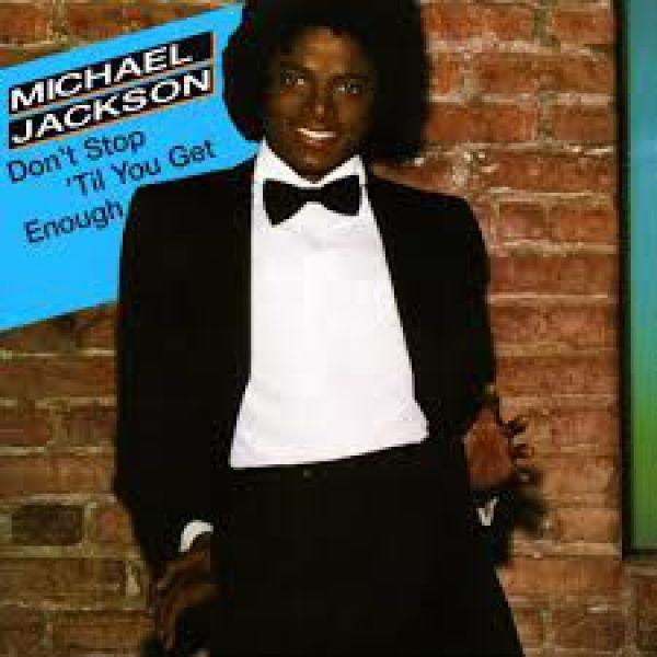 """MICHAEL JACKSON est actuellement diffusé sur Jazz Radio avec son titre """"DON'T STOP 'TIL YOU GET ENOUGH"""""""