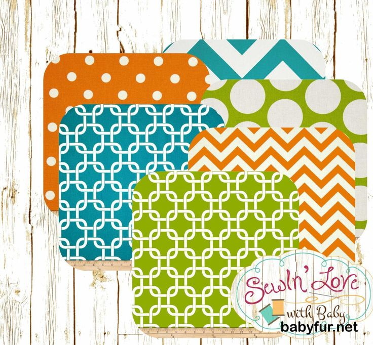 Custom Baby Boy or Baby Girl Bedding - Green, Teal Blue, Orange Nursery Bedding - Custom Crib Bumper, Crib Skirt, Fitted Minky Crib  Sheet - http://babyfur.net/custom-baby-boy-or-baby-girl-bedding-green-teal-blue-orange-nursery-bedding-custom-crib-bumper-crib-skirt-fitted-minky-crib-sheet-2.html