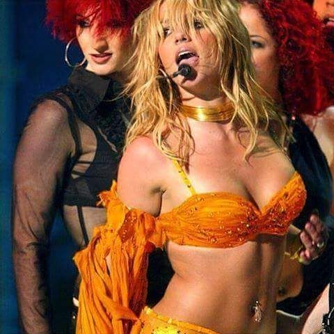 Brittany spears having an orgasm