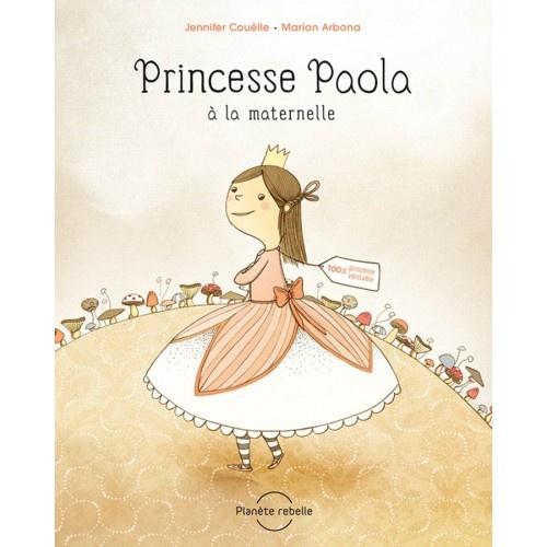 Princesse Paola à la maternelle