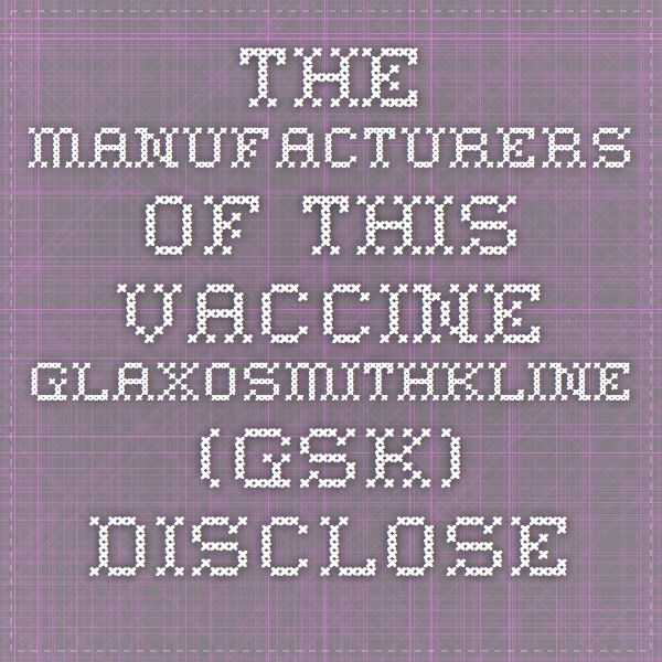The manufacturers of this vaccine GlaxoSmithKline (GSK) disclosed in a confidential report to the Regulatory Authority that about 72 babies died within 20 days of receiving Infanrix hexa. They reported that the deaths of these children were due to Sudden Infant Death Syndrome (SIDS) and Sudden Unexpected Death Syndrome (SUDS) unrelated vaccination. However an Italian Court of Justice Nicola Di Leo ordered that it be made public and is now available on the internet