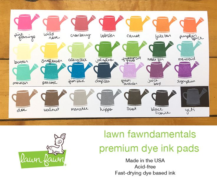 185 best Stamping Ink Comparisons images on Pinterest