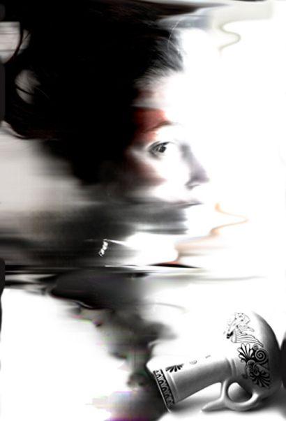 Elena Kropaneva - scannography - ScanArt - scanography - Scanner Art