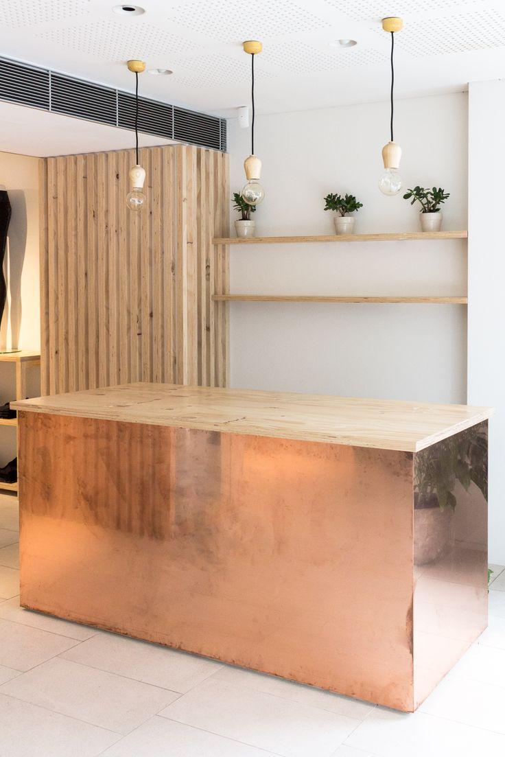 Copper Counter