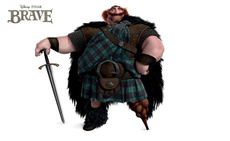Impozantul Rege Fergus