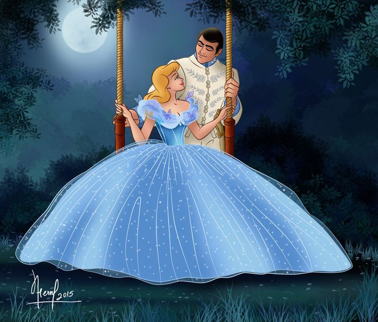 My Facebook : www.facebook.com/pages/Fernl/5… Cinderella © Disney