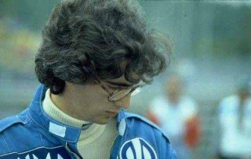 Riccardo Paletti, Formula One