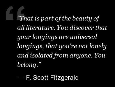 f scott fitzgerald critical essays The great gatsby by f scott fitzgerald is a universal and timeless literary masterpiece fitzgerald writes the novel during his time, about his time, and showing the bitter deterioration of his time a combination of the 1920s high society lifestyle and the desperate attempts to reach its .