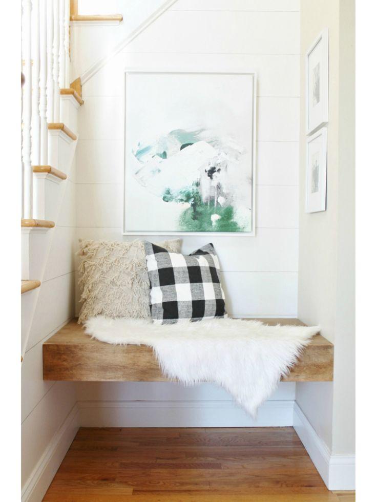 25 beste idee n over smalle gang decoratie op pinterest smalle ingang smalle gangen en hal - Ingang kast ...