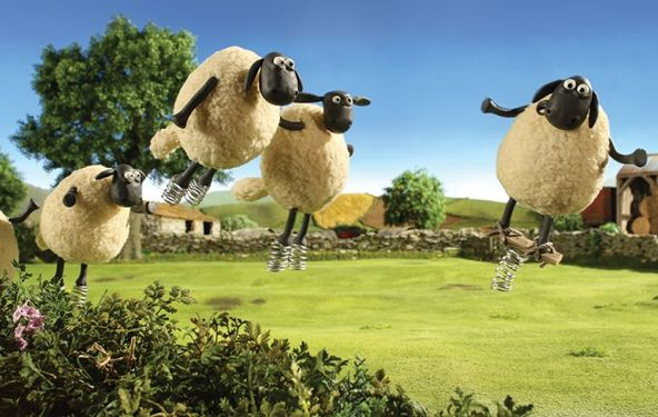 It looks like springtime is here....and the flock have sprung with it!