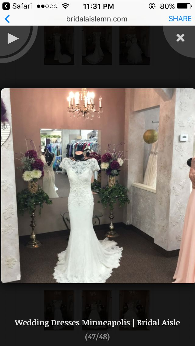 21 best allure bridals images on pinterest wedding for Wedding dress shops in minneapolis mn