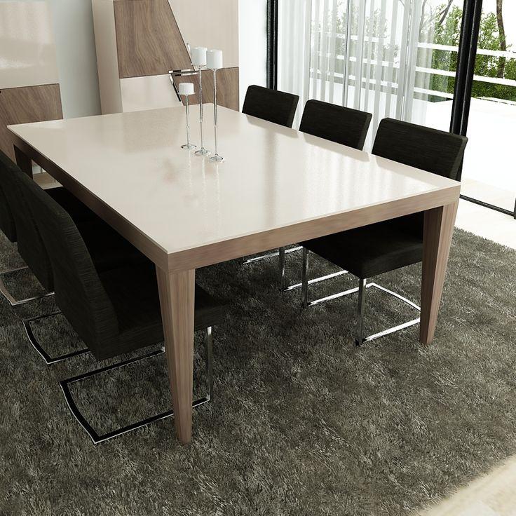Mesa de jantar * Conjunto cadeiras