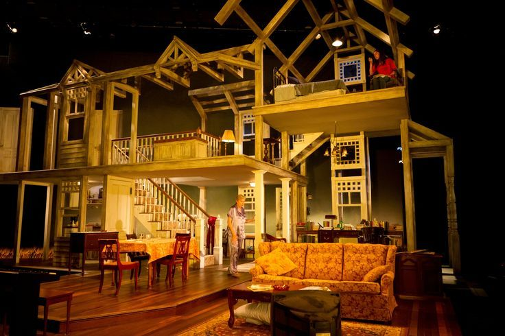 august osage county broadway set - Google Search