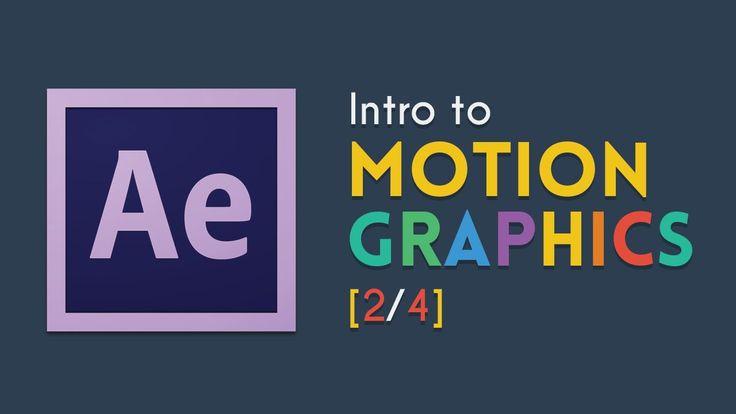 Intro to Motion Graphics [2/4]   After Effects Tutorial - http://tutorials411.com/2016/12/06/intro-motion-graphics-24-effects-tutorial/