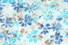 Wiosenny deszczyk (niebieski) - batyst