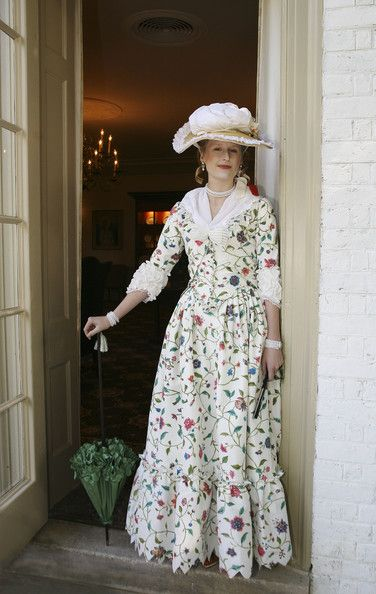 Mamie Gummer Launches Colonial Williamsburg Artist Program
